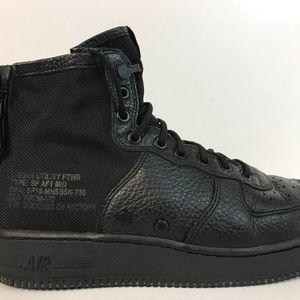 Nike Air Force 1 Special Force SF AF1 Mid 9.5